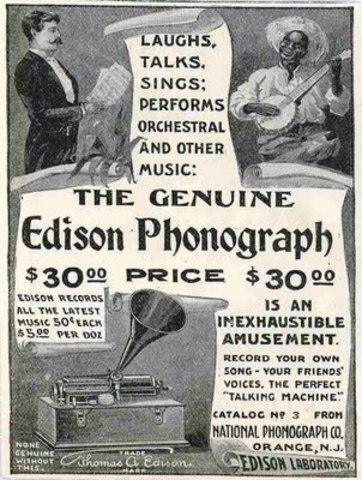 The Edison Speaking Phonograph Company