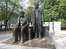 Karl Marx eta Engels-en Manifestu Komunista. (Pedagogia Marxista)