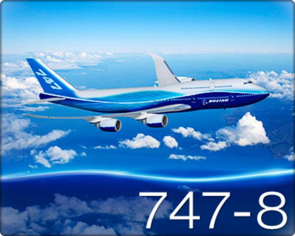 747-8 announced