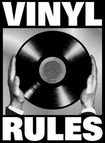 Vinyl Records Take Over