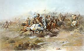 Battle of Little Big Horn