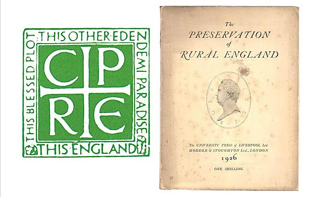 The Preservation of Rural England.