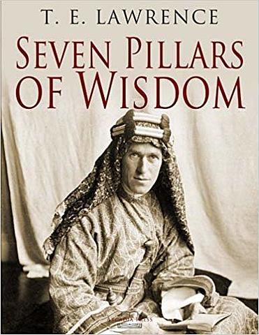 Seven Pillars of Wisdom.