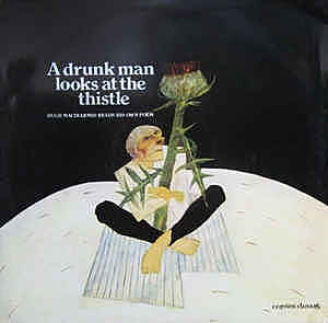A Drunk Man Looks at the Thistle.
