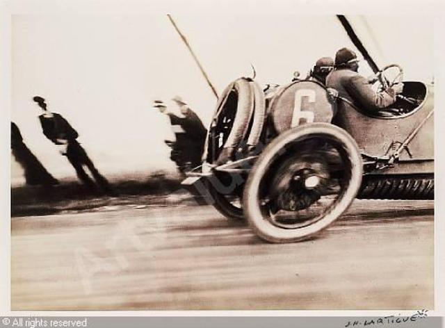 The Grand Prix!