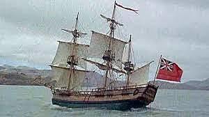 Captain James Cook discovers Australia
