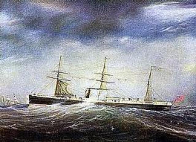 Regular Steamboat Service