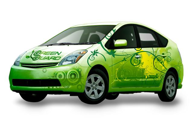 Cars begin going green