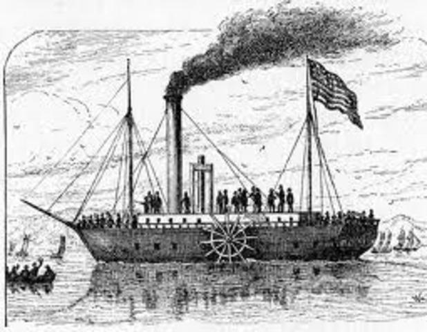 Passengers on Steamboats