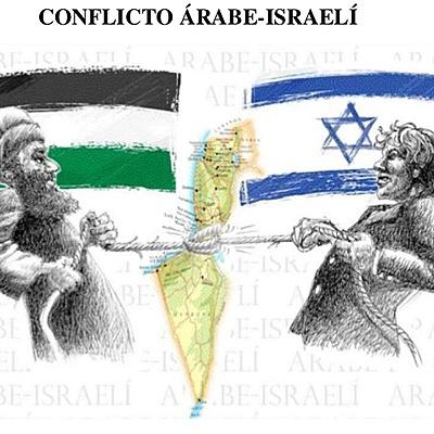 Conflicto árabe-isrealí timeline