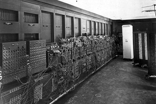 Computadora eniac