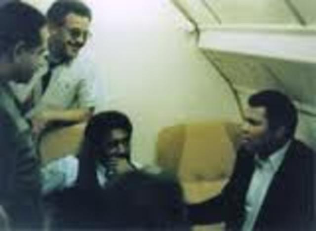 Muhammed Ali: African Tour