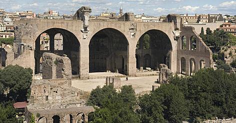 Basílica de Maxenci