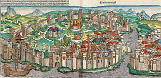 Fundació de Constantinoble