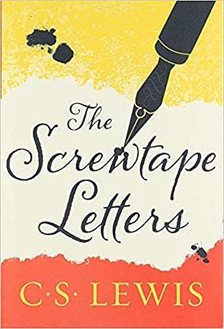 The Screwtape Letters.
