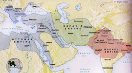 Islamic Empires Project timeline