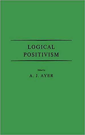 Logical Positivism.