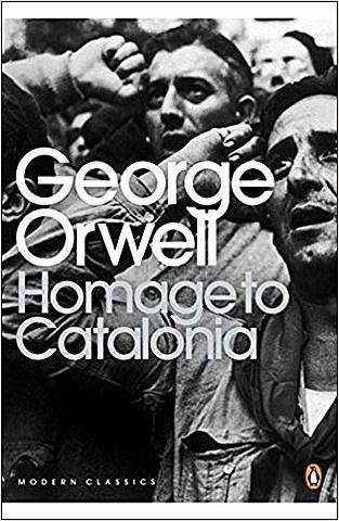 Homage to Catalonia .