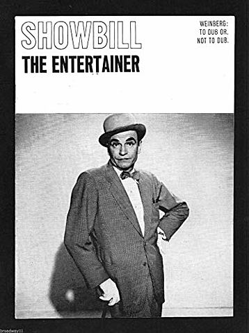The Entertainer.