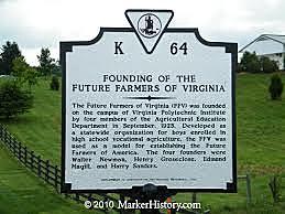 Future Farmers of Virginia (FFV)