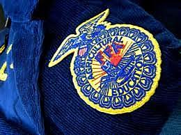 National blue and corn gold are adopted as official FFA colors.