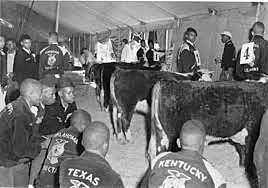 New Farmers of America founded in Tuskegee, Ala