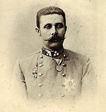Assassinat de l'Archiduc François-Ferdinand.