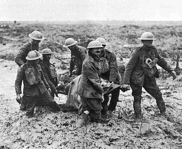 Bataille d'Ypres