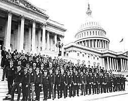 The Washington Conference (now Washington Leadership Conference -WLC) begins