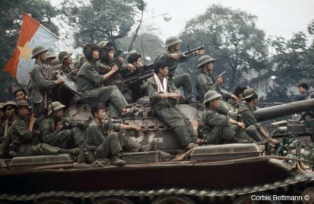 Vietnam Invades Cambodia