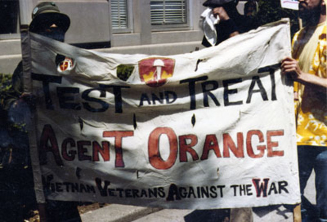 US GAO Issues Report on Agent Orange