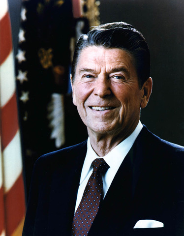 Ronald Reagan Elected US President