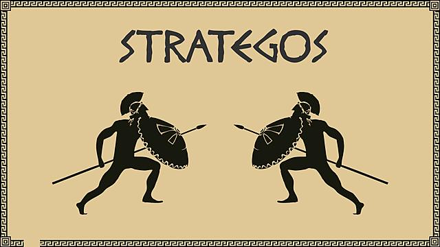 "Orígenes ""Stratego"""