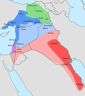 Acuerdo de Sykes-Picot