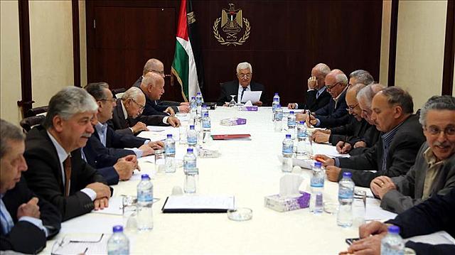 Consejo Nacional Palestino