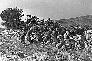 Guerra civil durante el Mandato de Palestina 1947-1948
