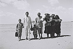 Éxodo judío de países musulmanes