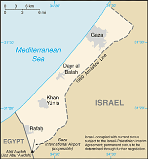 Plan de retirada unilateral israelí