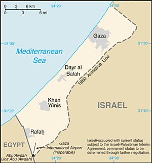 Crisis de Gaza