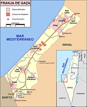 Conflicto de la Franja de Gaza de 2008-2009