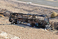 Atentados terroristas en el sur de Israel