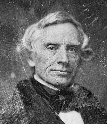 Samuel Morse invents new type of electronic communication