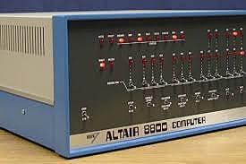 Ordenador Altair 8800