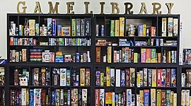 Game library timeline