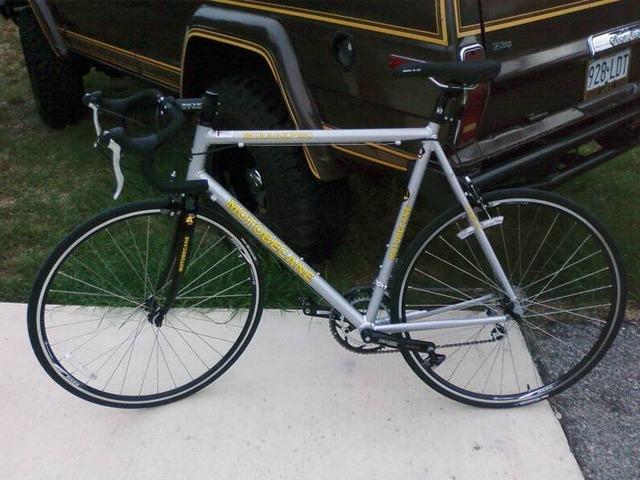Bike Incident.