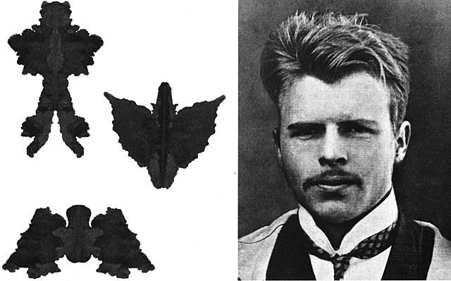 Rorschach publica su Psychodiagnostik, en donde presenta su Prueba de las Manchas de Tinta.
