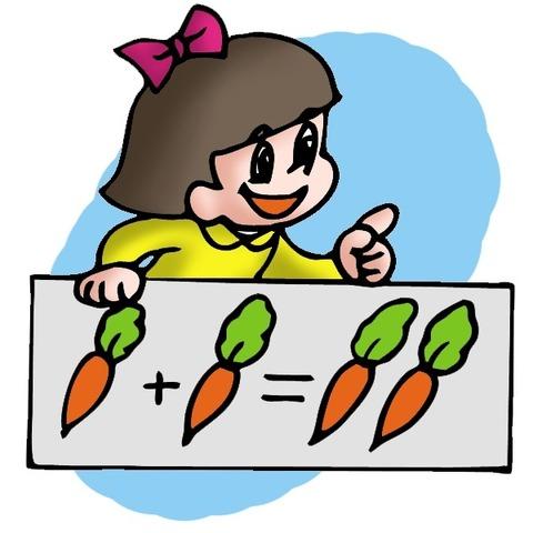 Marie graduates second in her class in math