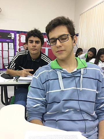 Yo y Marcus 1
