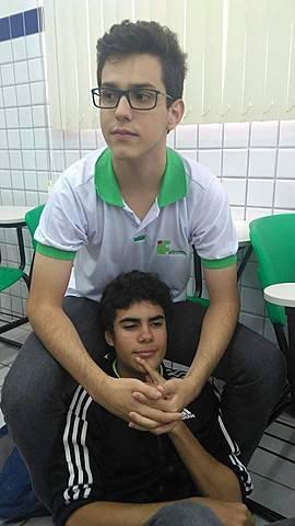 Yo y Marcus 2