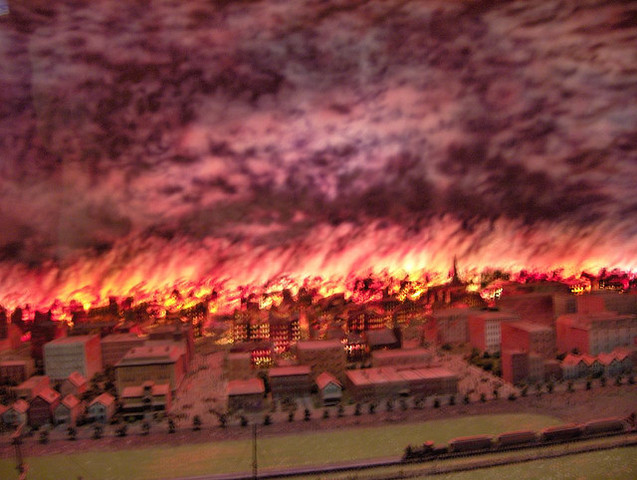 Disasters: The Champaign Urbana Fire